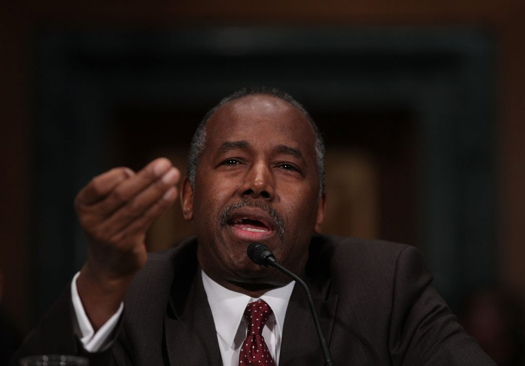 Looks like there's an email trail for Ben Carson's $31k furniture purchase