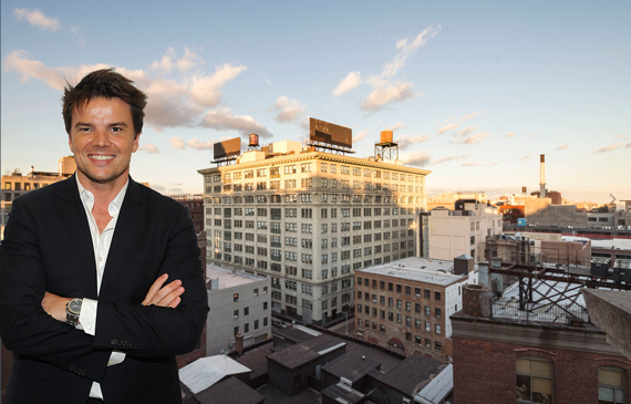 bjarke ingels 45 main street bk two trees management. Black Bedroom Furniture Sets. Home Design Ideas