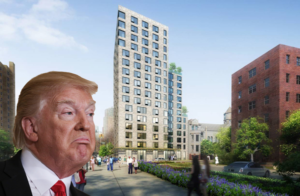 Donald Trump and the Ingersoll Senior Residences trump tax plan affordable housing tax credit,Trumps Housing Plan