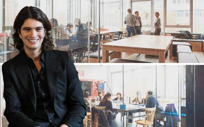 United States start-up WeWork buys rival Naked Hub in China expansion drive