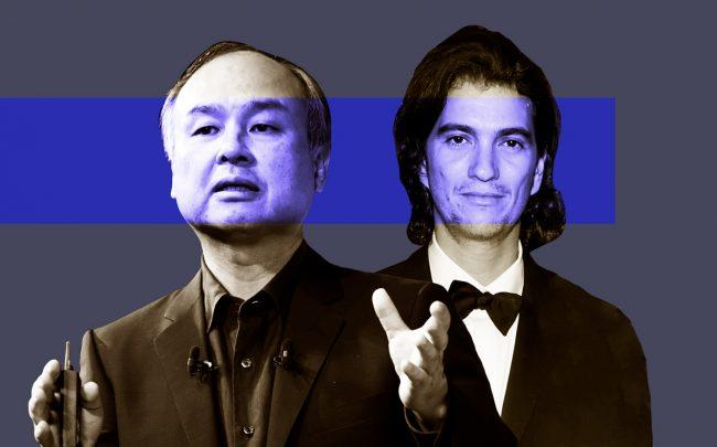 SoftBank to slash planned WeWork investment