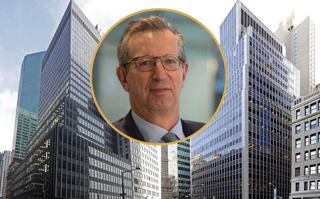 Bill Rudin and One Whitehall Street and 110 Wall Street
