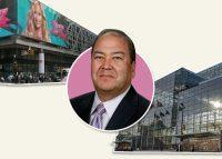 Kevin O'Toole of the Port Authority with Port Authority Bus Terminal and the Javits Center (Credit: Wikipedia)