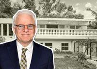 Steve Martin and the home