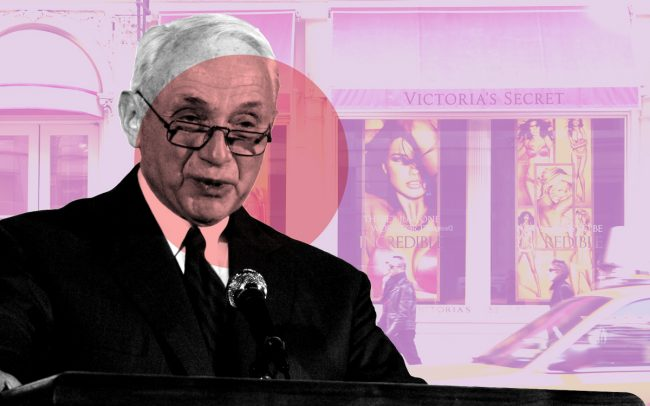 Leslie Wexner is stepping down as CEO of L Brands as Victoria's Secret nears deal to go private (Credit: Wikipedia Commons, iStock)