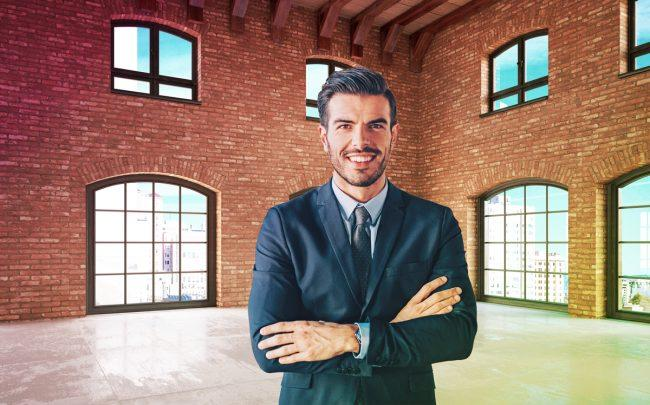 It's a good time to be an industrial broker. Just ask them. (Credit: iStock)