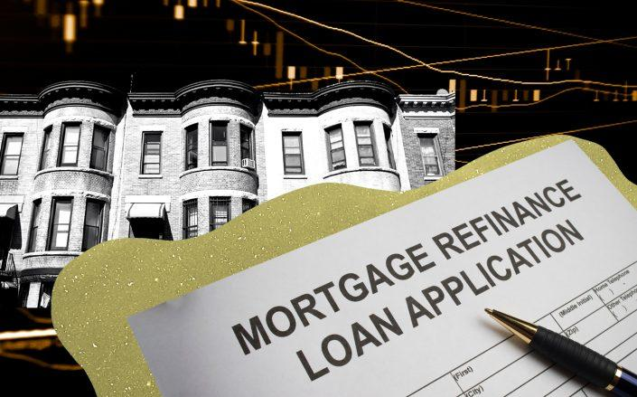 Mortgage Banker Association's weekly index shows a decrease in refinance applications in the third week of August 2020 (iStock)