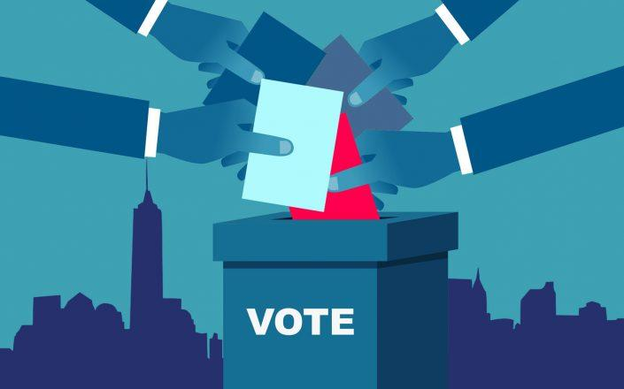 The New York Democrats now lead in 39 races as the counting of ballots continues.  (iStock)